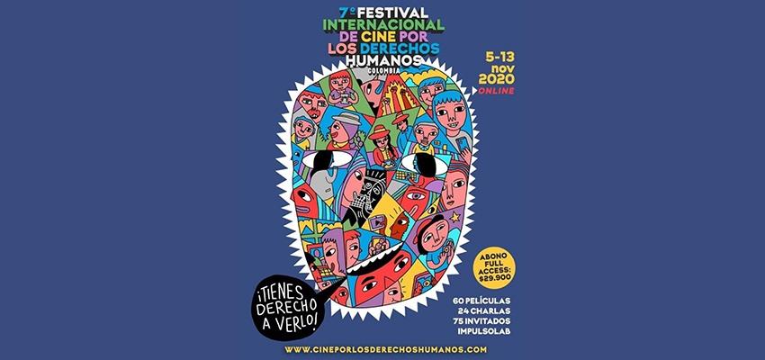 Llegó el Festival Internacional de Cine por los Derechos Humanos 2020