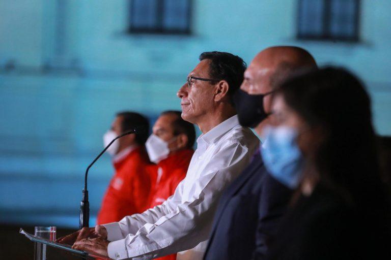 Seis presidentes en cinco años: cronología de una crisis cíclica en el Perú
