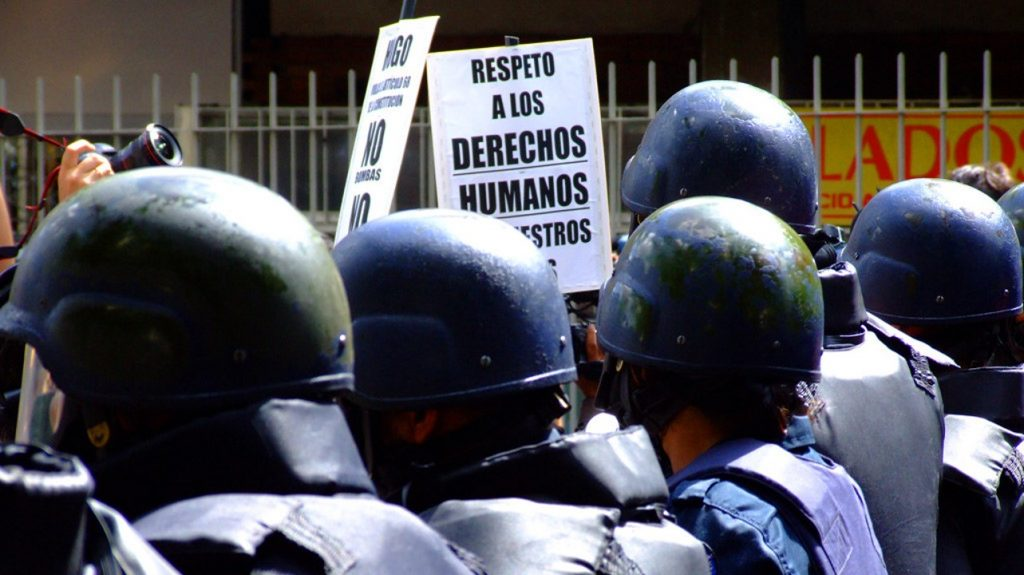 Amarga realidad- las ejecuciones extrajudiciales en Venezuela