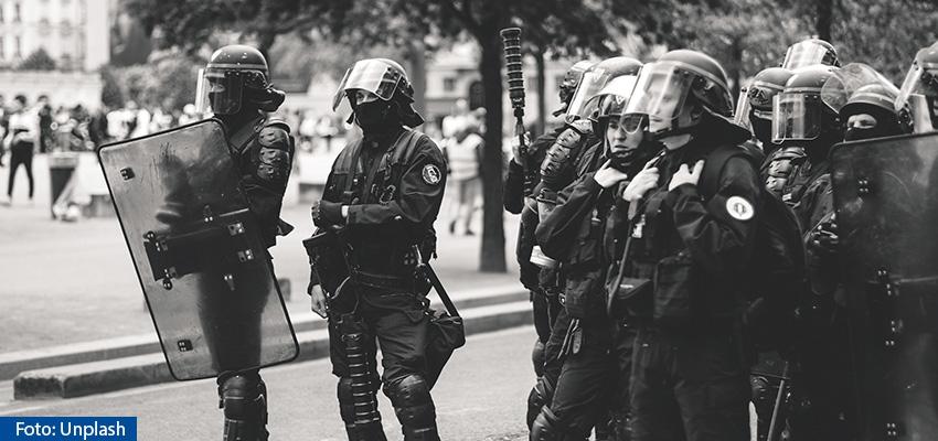 Coacción pública, violencia privada y Estado de Derecho