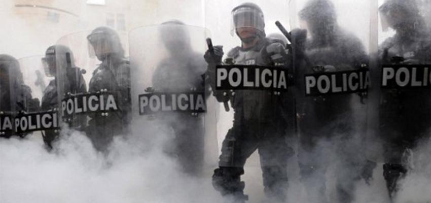 Derecho a la protesta en Colombia y violencia policial: retos y discusiones pendientes