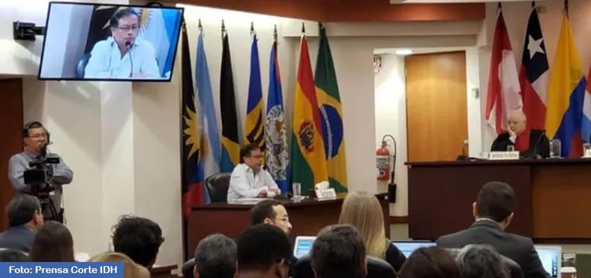 Petro vs. Colombia: garantías democráticas, originalismo y diálogo pendiente