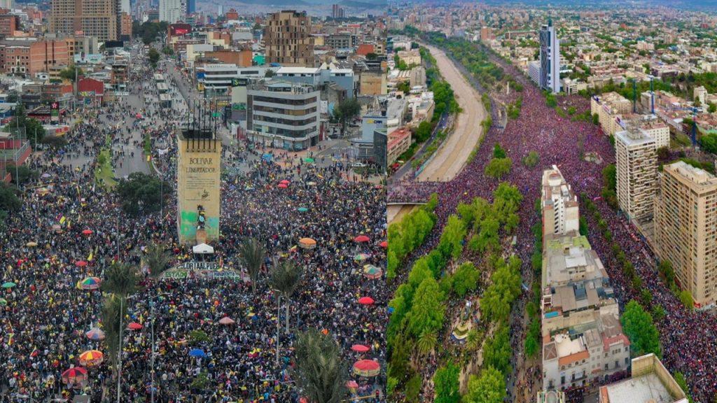 Por qué una Constituyente no es la salida a la crisis de Colombia y sí lo fue en Chile