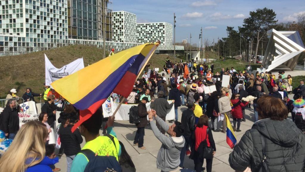 Protestas en Colombia: ¿En camino a la CPI?