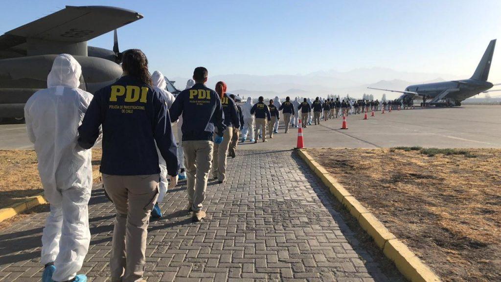 Política migratoria y vulneración de derechos fundamentales: las expulsiones colectivas en Chile